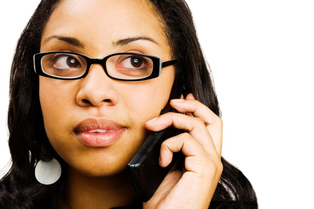 caller glasses